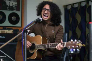 Timilai Samjhi Lyrics and Guitar Chords - Rohit John Chettri