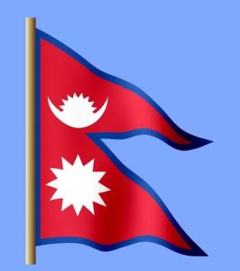 Sayaun Thunga Phool Ka Lyrics and Guitar Chords Nepal Flag